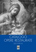 Catalogo opere restaurate (2012-2015)