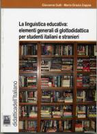 La linguistica educativa: